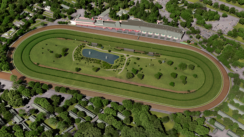 Saratoga Race Course Virtual Venue By Iomedia